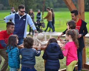 Parco Sigurtà: Gioca con le tradizioni d'Italia