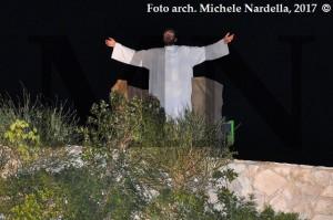 Rappresentazione casalnovese della Passione di Gesù, 2017
