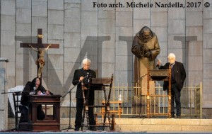 """Rappresentazione del <i>""""Processo a Gesù con Padre Pio Cireneo""""</i>"""