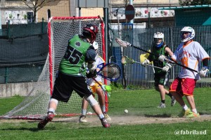 Lacrosse, successo interno per i Black Panthers/Red Hawks