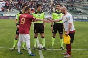 Il derby salvezza lo vince la Reggina