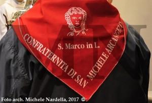 """Rientro dei pellegrini della <i>""""Cumpagnia""""</i> di San Michele Arcangelo, 2017"""