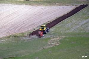 Una giornata con gli agricoltori di Castelluccio