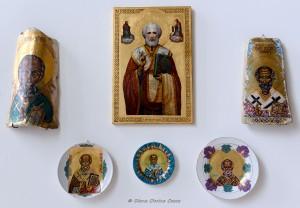 Mostra icone bizantine e ampolle della Manna di San Nicola