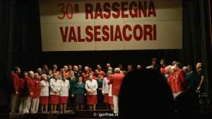 """Trentesima rassegna """"Valsesia cori"""""""