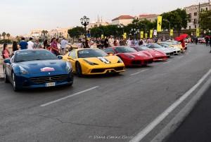 Cavalcata delle Ferrari
