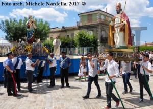 """<i>""""Processione del Paradiso""""</i> in onore della Madonna del Carmine"""