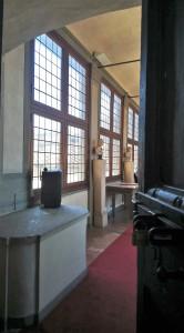 Una porta due musei