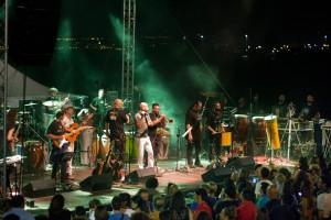 I tamburi di Scorziello con Mario Venuti