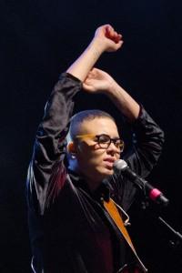 Maria Gadú in concerto