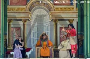 Festa patronale col <i>Dramma Sacro di San Bartolomeo apostolo</i> e la processione