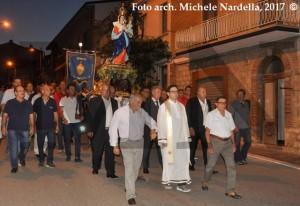 Festa petraiola in onore della Madonna di Costantinopoli