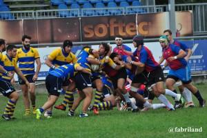 Rugby serie A,  test match pre-campionato per i Cavalieri
