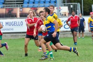 Rugby,  2° Torneo Renato Puggelli