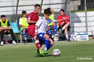 Campionato Nazionale D. Berretti,  Prato sconfitto in casa dal Livorno