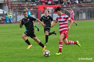 Calcio serie B femminile,  la Florentia pareggia con l'Arezzo