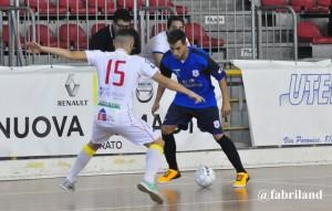 Calcio a 5 serie A2, pareggio tra Prato e Merano