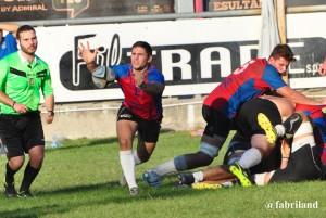 Rugby serie A, i Cavalieri vincono con il Gran Sasso Rugby