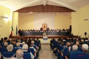 Consegna delle chiavi della città a S.E. Rev. Mons. Angelo De Donatis