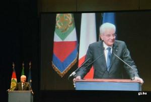 Il Presidente Mattarella incontra i volontari
