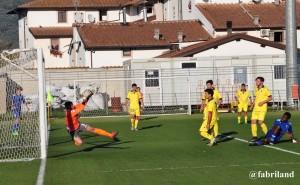Campionato Nazionale D. Berretti,  vince il Prato contro l'Arzachena