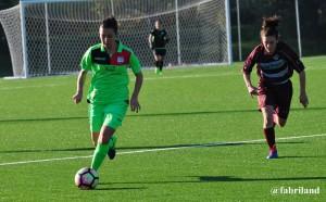 Calcio serie B femminile,  Florentia vittorioso e primo in classifica