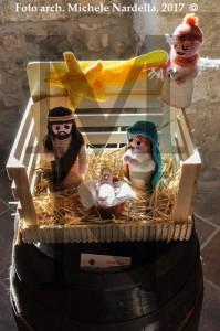 """Mostra presepiale <i>""""Gesù, Giuseppe e Maria""""</i>"""