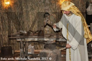Il Presepe Vivente dell'Ospedale di San Pio
