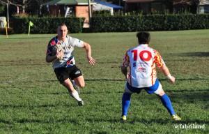 Rugby serie A,  i Cavalieri consolidano il primo posto in classifica