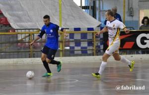 Calcio a 5 serie A2,  lanieri sconfitti nel finale