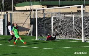 Calcio serie B femminile,  Florentia leader del campionato