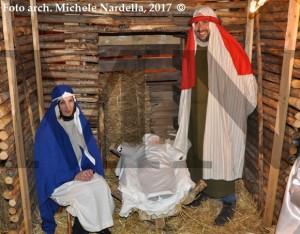Ndocciata dei pastori e rappresentazione vivente della Natività