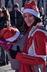 Seicento Babbi Natale in corsa per Francesco Matteo