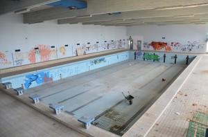Il vecchio centro sportivo Sisport