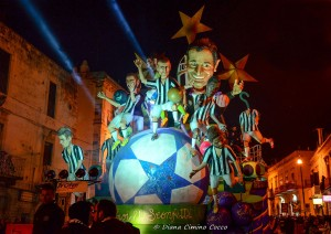 624esimo Carnevale di Putignano 2018