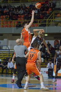 Basket, la Viola batte il Tortona