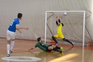 Calcio a 5 serie B, Cataforio-Mellili 4-7