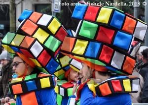 """<i>""""Gran Parata dei Carri e dei Gruppi""""</i> di <i>""""Carnevaloso""""</i>"""