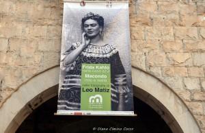 Mostra Frida Kahlo di Leo Matiz