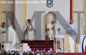 Visita di Papa Francesco nei luoghi sangiovannesi di San Pio