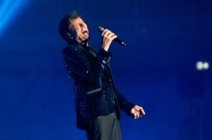 Gianni Morandi in concerto