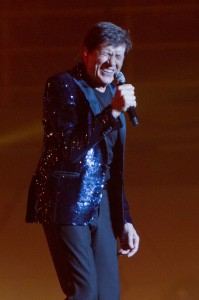 Gianni Morandi in concerto