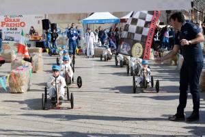 Mini piloti per Old Cars Club e Unicef