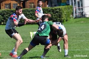 Rugby serie A, L'Aquila passa a Prato contro i Cavalieri