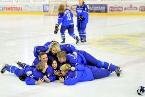 Campionato Mondiale Hockey di Ghiaccio – Femminile