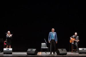 "Teo Teocoli al teatro ""Cilea"""