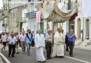 Processione volturarese del <i>Corpus Domini</i>