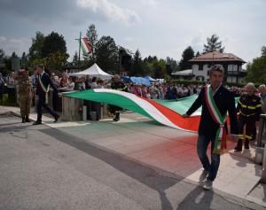 Sfilata del Tricolore più lungo del Mondo