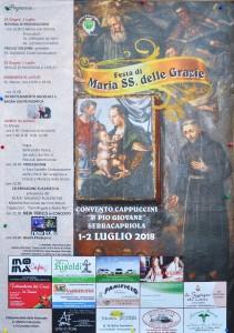 Festa serrana in onore di Maria SS. delle Grazie