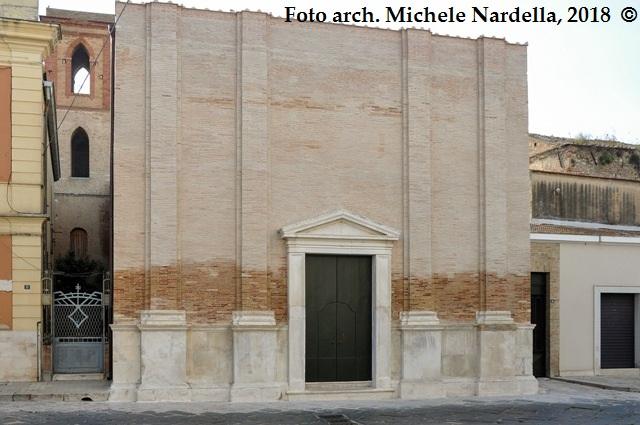 Riapertura Della Chiesa Di Santa Maria Delle Grazie Alle Cammarelle Lucera Notizie